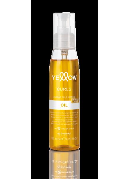 Curl Oil 125ml
