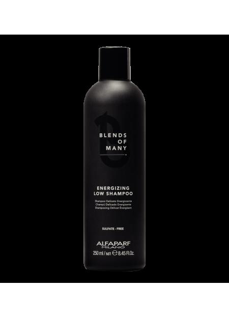 Energizing low shampoo