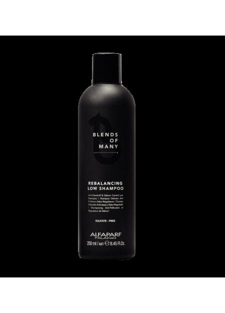 Rebalancing Low Shampoo